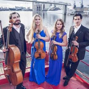 Hire Giardino Strings for your event in London