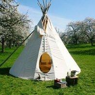Canterburytipis Marquee & Tent