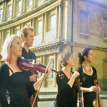 The Bristol String Quartet Classical Ensemble