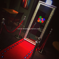 Hire Magic Mirror Photo or Video Services