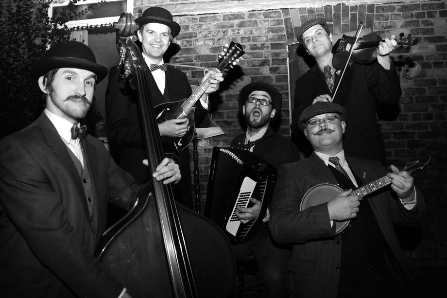 Dr Butler's Hatstand Medicine Band - Live music band Ensemble  - Manchester - Greater Manchester photo