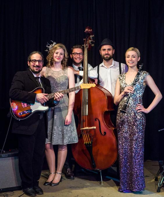 Hetty and the Jazzato Band - Live music band  - London - Greater London photo