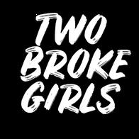 Two Broke Girls Street Kitchen Burger Van