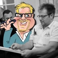 Groves Caricatures Caricaturist