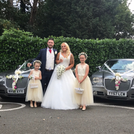 T&A Wedding Car Services Luxury Car