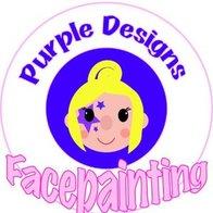 Purple Face Designs UK Face Painter