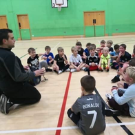 Steve Bishop Sports Coaching Games and Activities