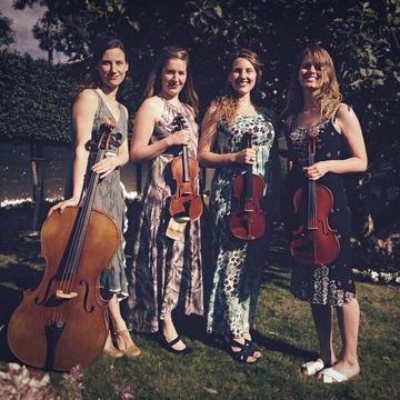 The Hummingbird Quartet - Ensemble , London,  String Quartet, London