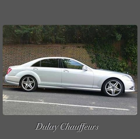 Dulay Chauffeurs Wedding car