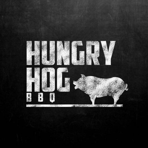 Hungry Hog BBQ Burger Van