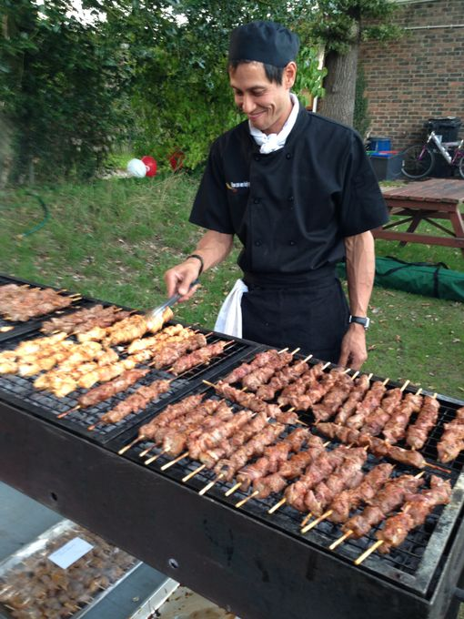 How Can We Help You - Event Caterers - Catering Marquee & Tent Event Staff  - Molesey - Surrey photo