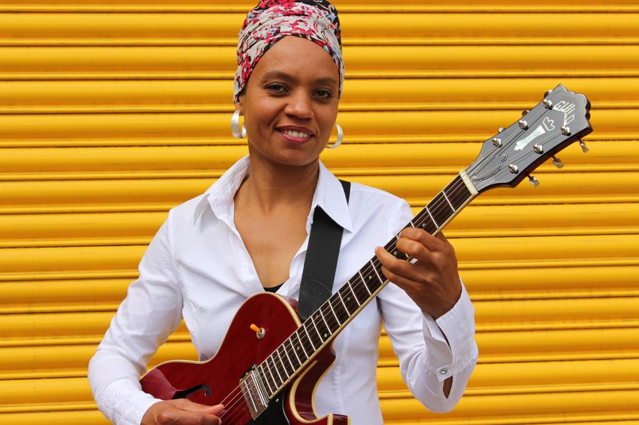 Adwoa Hackman - Solo Musician Singer  - London - Greater London photo