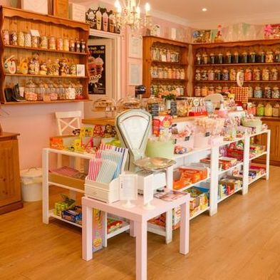 Sweet Retreat Sweet Shop -