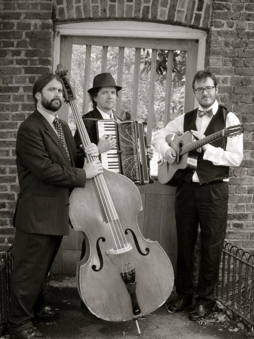 The Southside Gypsy Trio - Live music band  - London - Greater London photo