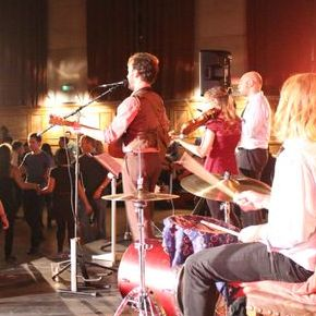A3 Ceilidh Band Function & Wedding Music Band