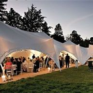 Smart Party Marquees Ltd Stretch Marquee