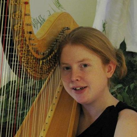 Katie McClaughry - harpist - Solo Musician , Cornwall,  Harpist, Cornwall