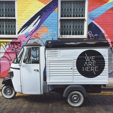 We Are Here Coffee - Catering , Greater London,  Coffee Bar, Greater London