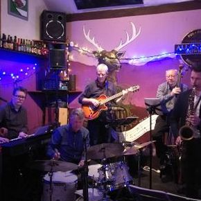 The Jazz Pack Band - Live music band , Callander,  Jazz Band, Callander Swing Band, Callander