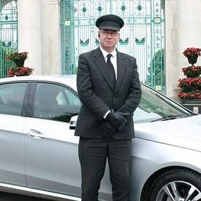 Nottingham Chauffeurs VIP & Minibuses Wedding car