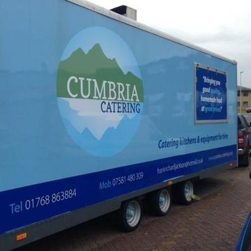 Cumbia Catering LTD Fish and Chip Van