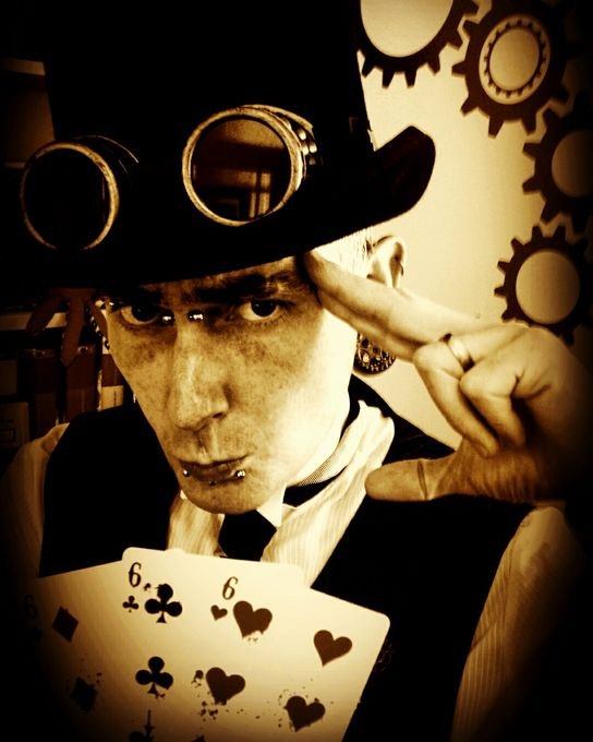 Paul Incredible - Magician Circus Entertainment  - Kent - Kent photo