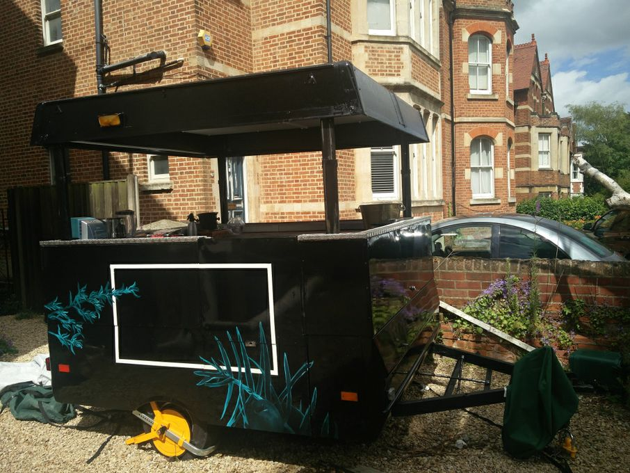 The Rare Gem Bar - Catering Event Staff  - Oxford - Oxfordshire photo