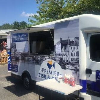 Premier Fish & Chips - Catering , Dartford,  Fish and Chip Van, Dartford Food Van, Dartford Street Food Catering, Dartford