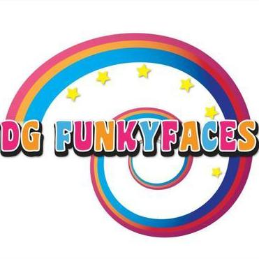 DG Funkyfaces - Children Entertainment , Moffat,  Face Painter, Moffat