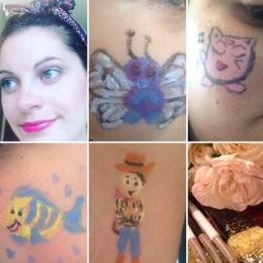 Kerry's Cute Crafts - Children Entertainment , Peterborough,  Face Painter, Peterborough