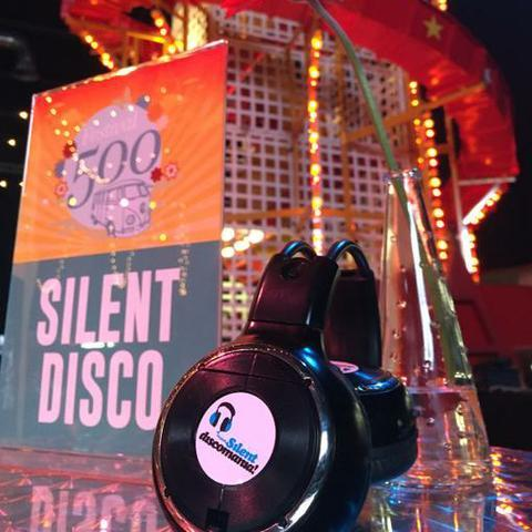 Silent Discomania Mobile Disco