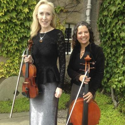 Rococo Duo - Ensemble , Aberdeenshire,  String Quartet, Aberdeenshire Classical Duo, Aberdeenshire Classical Ensemble, Aberdeenshire