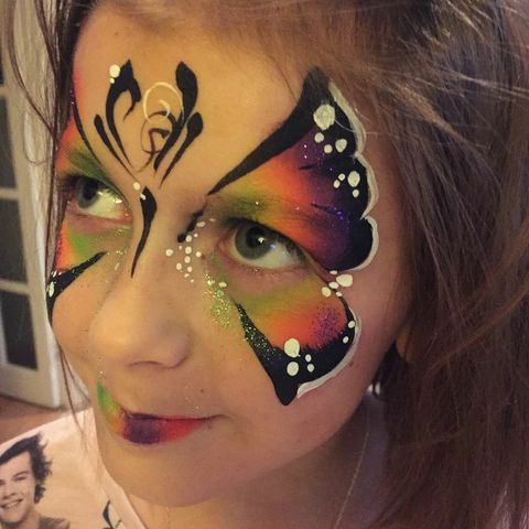 Face Painting Fairie Children Entertainment