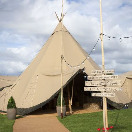 BAR Events UK Tipi