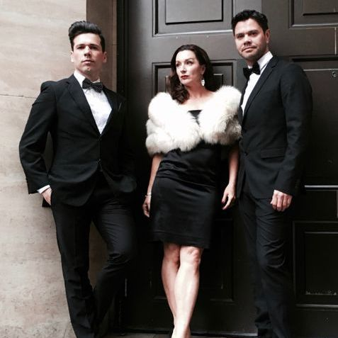 Demodé Trio - Live music band , London,  Function & Wedding Band, London Swing Band, London Jazz Band, London Vintage Band, London