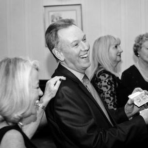 David Oakley Wedding Magician