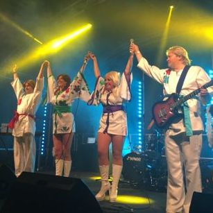ABBA Rebjorn Pop Party Band