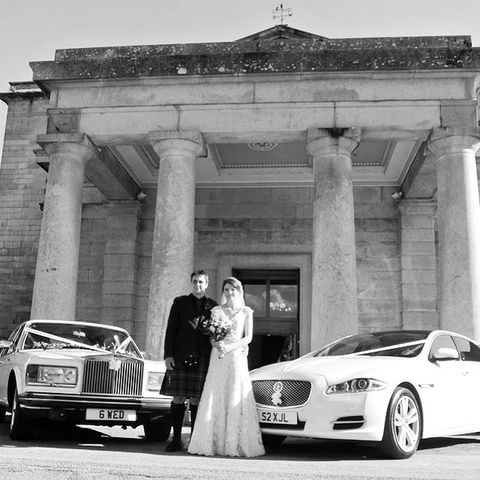 Excalibur Wedding Cars - Transport , Gretna,  Wedding car, Gretna Vintage & Classic Wedding Car, Gretna Chauffeur Driven Car, Gretna Luxury Car, Gretna Limousine, Gretna