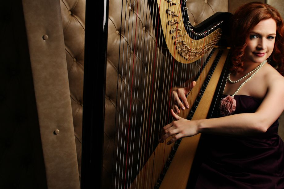 Rachael Gladwin Harpist - Solo Musician  - Manchester - Greater Manchester photo