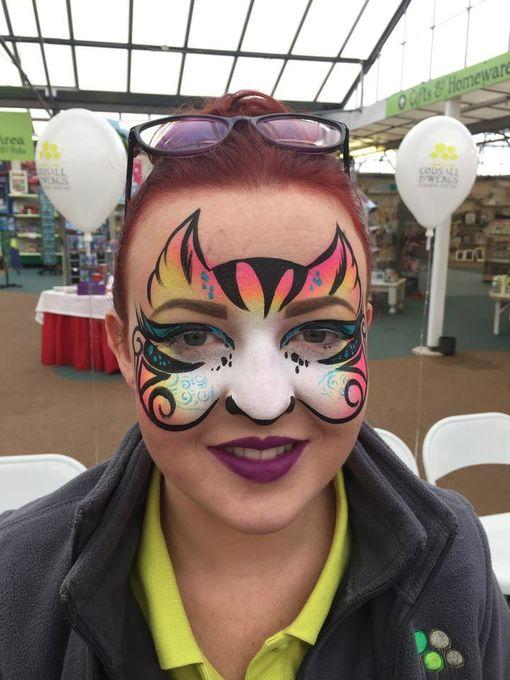 Fiona's Faces - Children Entertainment  - Wolverhampton - West Midlands photo