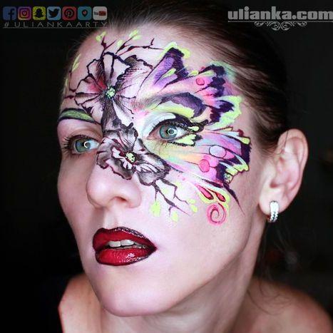 Ulianka Arty - Children Entertainment , Aberdeenshire,  Balloon Twister, Aberdeenshire Face Painter, Aberdeenshire