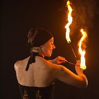 Kat Collett Fire Eater