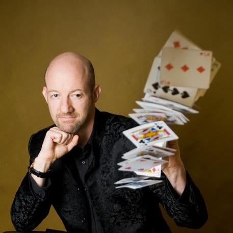 Ian Souch - Magician , High Wycombe,  Close Up Magician, High Wycombe Table Magician, High Wycombe Wedding Magician, High Wycombe Corporate Magician, High Wycombe Mind Reader, High Wycombe