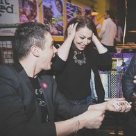 Magic Of James Anthony Table Magician