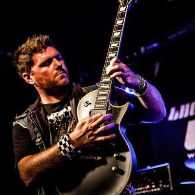 Ryan Crosswell Heavy Metal Band