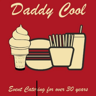 DaddyCool Mobile Catering Ice Cream Cart