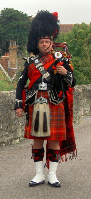 Ivan Brooks, the Kent Piper - Solo Musician  - Maidstone - Kent photo
