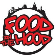 Food in the Hood Burger Van