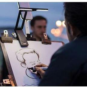 John Valcas - Caricaturist , Brighton, Venue , Brighton,