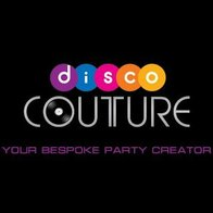 Disco Couture Wedding DJ